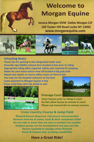 Xc Course - Morgan Equine Veterinary & Farrier Hospital